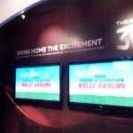 Visio 3d TVs