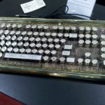 Cool custom keyboard from China